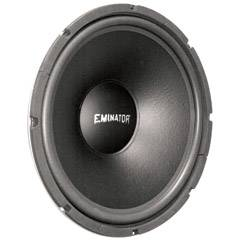 "Eminence Eminator 2515 15"" High Power Car Subwoofer 4 Ohm"