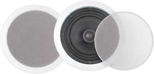 "Dayton US620C 6-1/2"" Coaxial Ceiling Speaker Pair"