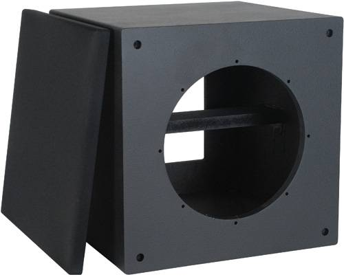 Dayton SWC-2CO 2.0 ft.cu. Subwoofer Cabinet with Cutouts