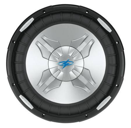Power Acoustik 10-Inch 1200 Watt P2 Subwoofer