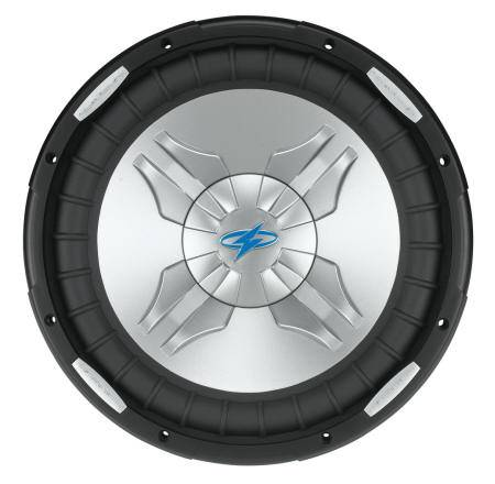 Power Acoustik 15-Inch 1600 Watt P2 Subwoofer