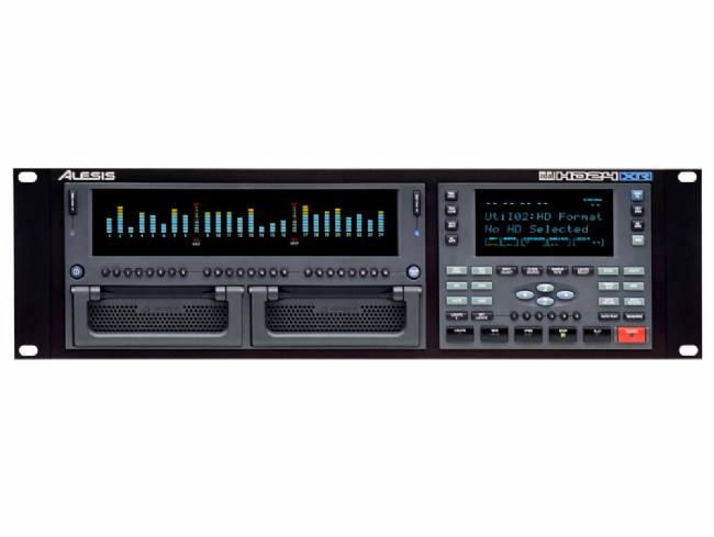 Alesis ADAT HD24 24-Track Hard Disk Recorder