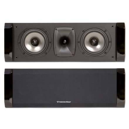 Cerwin-Vega CMX-25C Dual 5in 2-Way Center Channel Speaker, each