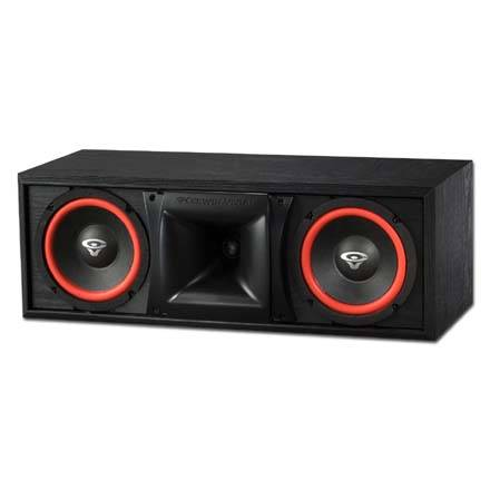Cerwin Vega XLS-6C Center Channel Speaker 125 watt