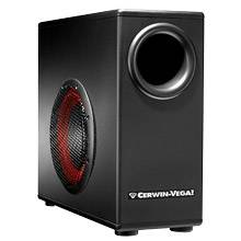 "Cerwin Vega XD-8S 8"" Powered Subwoofer with Built-in Amplifier"