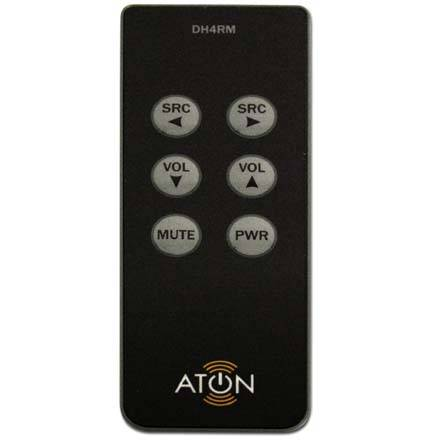 Aton Model DH4RM IR Remote for DH44
