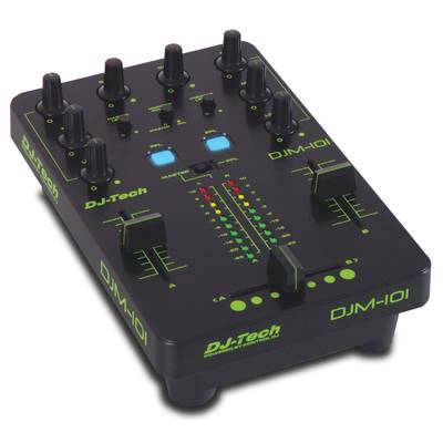 DJ Tech USB Midi Controller with Deckadance-Mixer Style