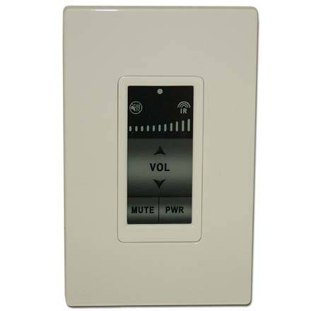 Aton DLA touch pad wall plate for DLA Spk Router