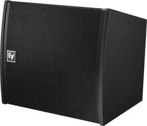 Electro-Voice EVA-2082S/1220-BLK Dual Element Line Array Module, Black