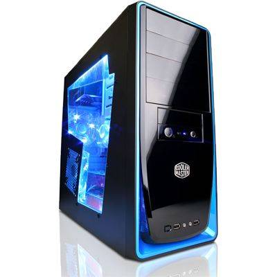 POWER PLANT Gaming Intel i7 920 MSI PRO-E Computer System PC